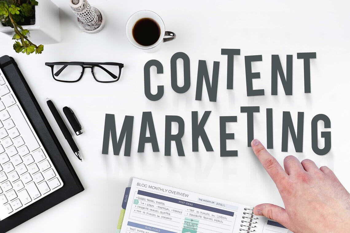 Terms to remember for content marketing