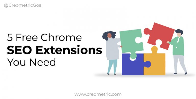 Free Chrome Extensions for SEO