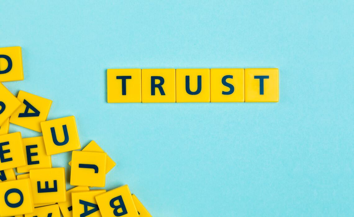 Building Trust on Social Media