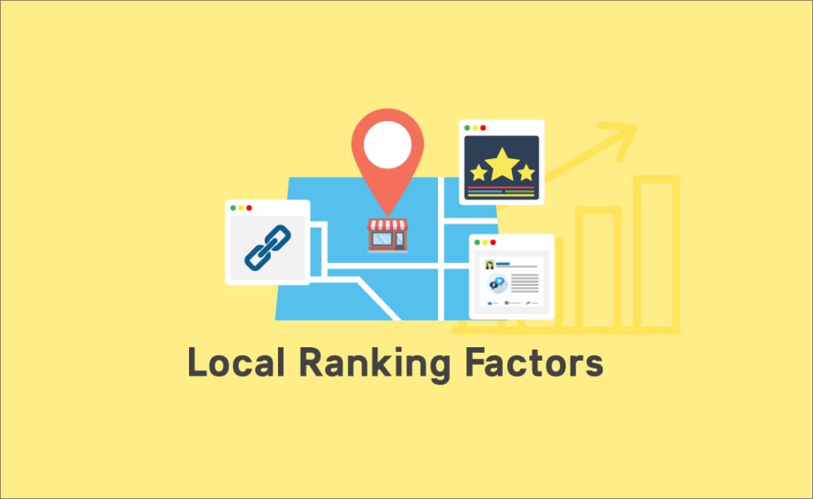 Local SEO Ranking Factors