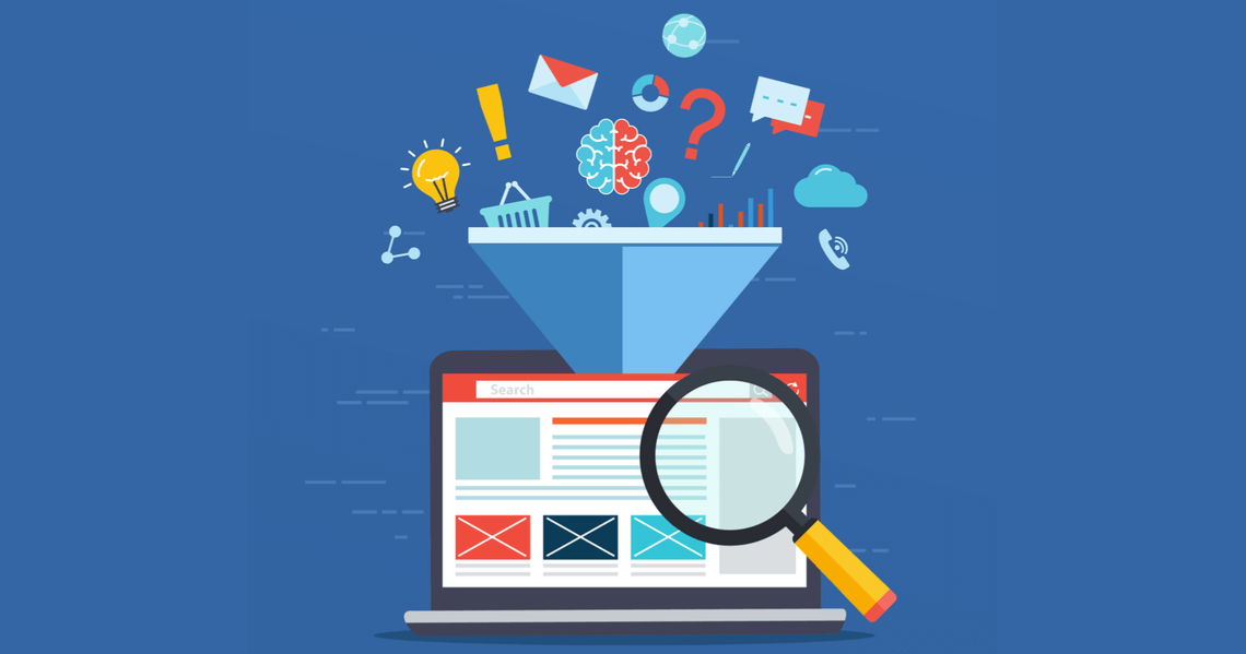 Different types of on-site SEO elements